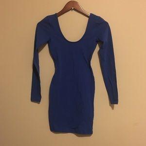 American Apparel body con dress size XS